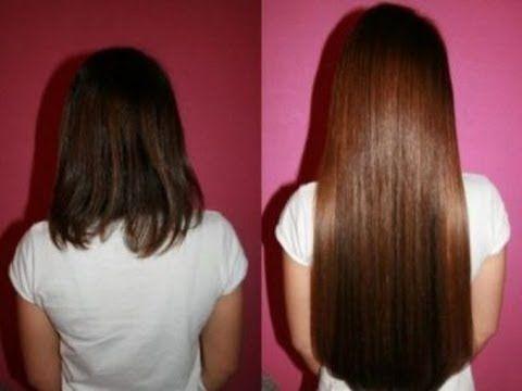 Маска для быстрого роста волос и против выпадения - YouTube