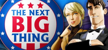 [The Next BIG Thing] A humorous and cartoony point & click adventure with an interesting story, great dialogues and really good voice acting. Puzzles aren't too hard.  #Gaming #VideoGames #PCGame #PointAndClickAdventure #IndieGame