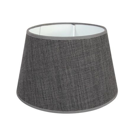 Chehoma - Anthracite Linen Lamp Shade