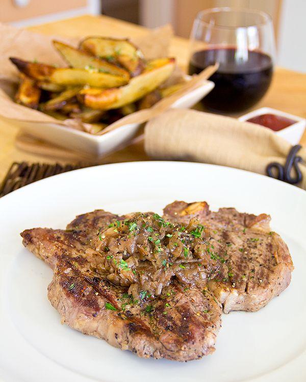 ... STEAK RECIPES on Pinterest | T Bone Steak, Steaks and Grilled Steaks
