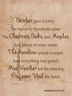 Autumn Inspiration Quotes, Autumn Love Quotes, Fall October Quotes, Autumn Poem, Autumn October, Poems About Autumn, Inspiration Lane, Autumn Joys, ...