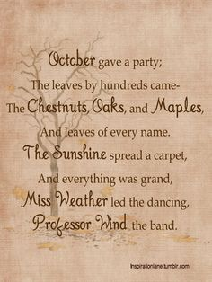 Autumn Inspiration Quotes, Autumn Love Quotes, Fall October Quotes, Autumn Poem, Autumn October, Poems About Autumn, Inspiration Lane, Autumn Joys, ...