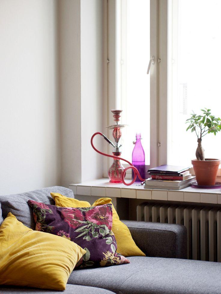 Living room | Laura's home | Photo: Pupulandia