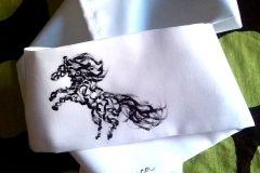Hachimaki de caballos en animalia