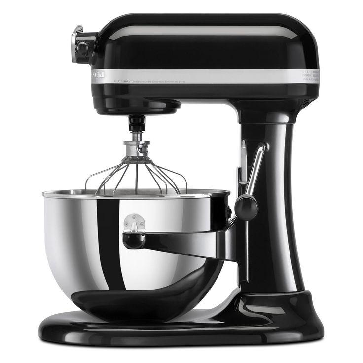 Have to have it kitchenaid kp26m1xob professional 600