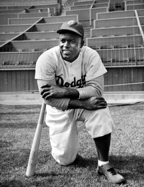 the life and legend of the first african american to major league baseball player jackie robinson He won major-league baseball's first official rookie of the year award and was the first baseball player, black or white, to be featured on a united states postage stamp the raw statistics only scratch the surface in evaluating jackie robinson as a ballplayer.