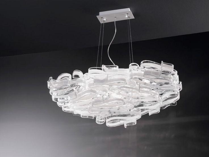 Oltre 25 fantastiche idee su lampadari da bagno su - Lampadari per bagno ...