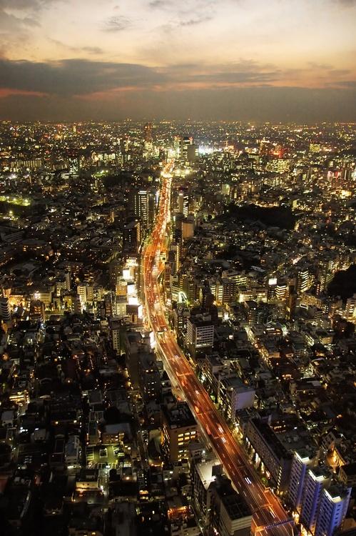 Tokyo by niknkimnollienelise