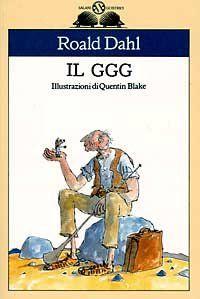 Roald Dahl, Il GGG