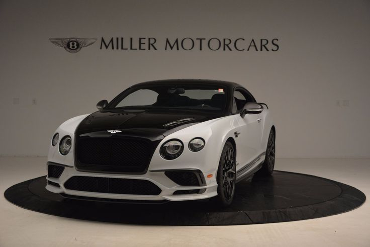 New 2017 Bentley Continental Supersports  | Greenwich, CT