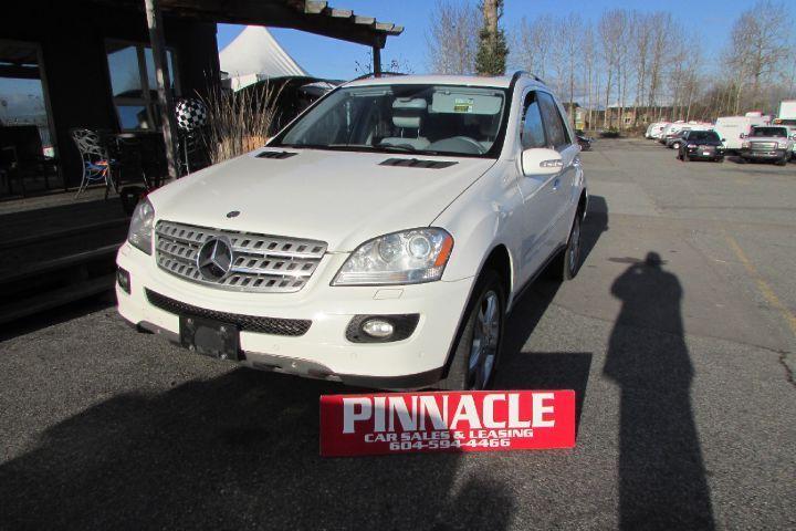 British Columbia Used Cars -  2006 Mercedes-Benz ML500