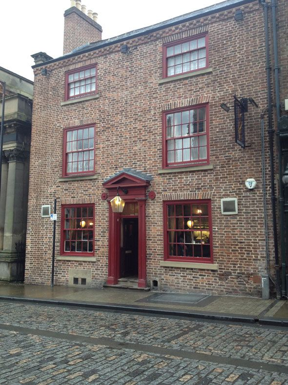 The Brown Bear pub in Sheffield, England is one of the oldest pubs in the city centre and is a traditional two-roomed pub. It is housed in a Grade ll listed building that dates from the late 18th century. Photo: google.search.com