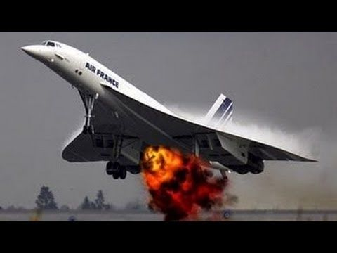 Concorde Crash   From Start To Finish   Air France Flight 4590
