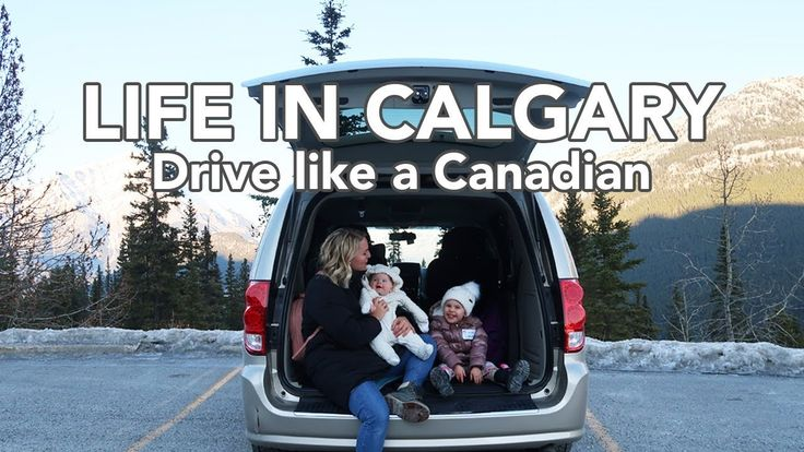 LIFE IN CALGARY: Drive like a Canadian