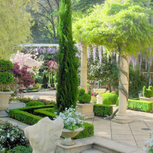 17 Best images about Italian backyards on Pinterest