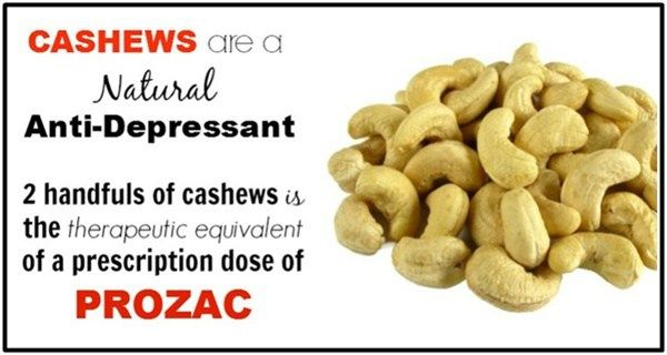 Cashew nuts are considered to be one of the healthiest foods in the world. Unfortunately only a small percentage of the database for natural medicines comprehensive is dedicated to this amazing nut…