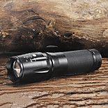 Taskulamppu-setit LED 2200 Lumenia 5 Tila Cree XM-L T6 18650 Säädettävä fokusTelttailu/Retkely/Luolailu / Päivittäiskäyttöön /