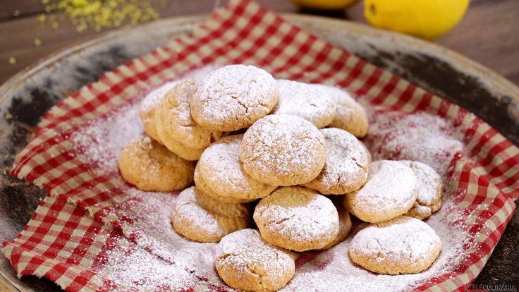 Receita de Bolachas de manteiga e limão. Descubra como cozinhar Bolachas de manteiga e limão de maneira prática e deliciosa!