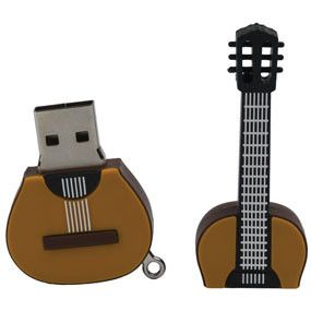 Flash from the Past: Guitar Flash Drive - Electronic Accessories - Totes & Accessories - The Met Store