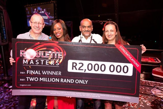 Winner takes R2m in @TsogoSun