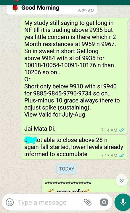 Some of my friends initiate trade by OI data only many time told that FnO data shows half picture only n its just a part of technicals not the whole technical but they didn't understood even from last 6-7 months they r getting continuously stopped but still very rigid to accept the mistakes.  OI data can help u only when trading in range but whenever rally or fall will happens u will get losses it is very simple as u r just assuming that Big players shorted at higher OI but u never know if…