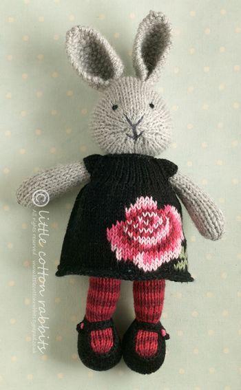 Carmen - Little Cotton Rabbits