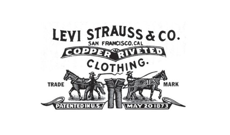 17: Levi's | The Histories Of 11 Super Famous Logos, From Apple To Levi's | Co.Design: business   innovation   design