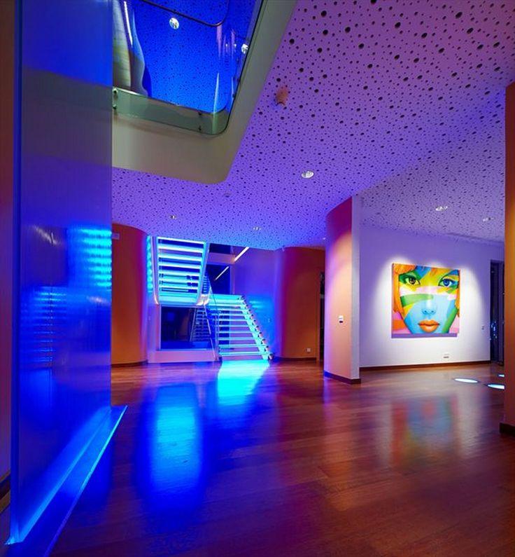 Best 25+ Blue Led Lights Ideas On Pinterest | Led Party Lights, Blue Night  Lights And Led Cabinet Lights