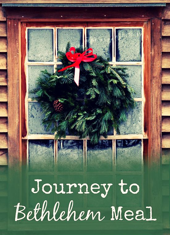 17 best ideas about christmas eve traditions on pinterest for Idea door journey to bethlehem