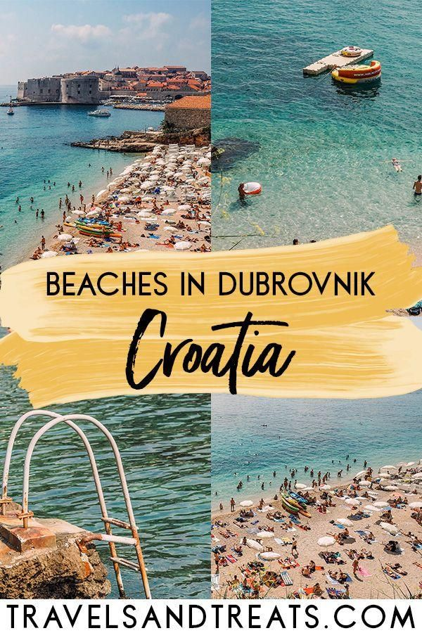 A Information to Seashores in Dubrovnik: Dubrovnik Seaside Accommodations, Seaside Map, and Extra