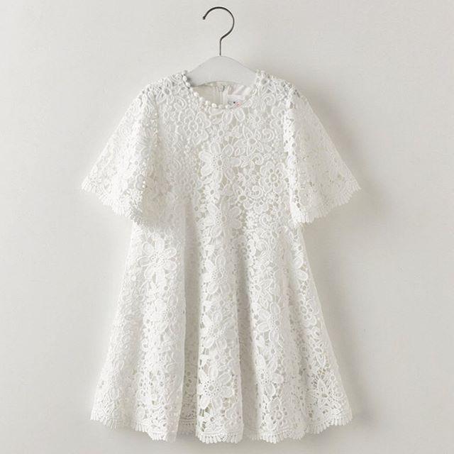 For de søte små✨flower girl dress