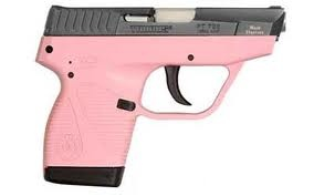 Pink Hand Gun! Going to get one of these when I move!