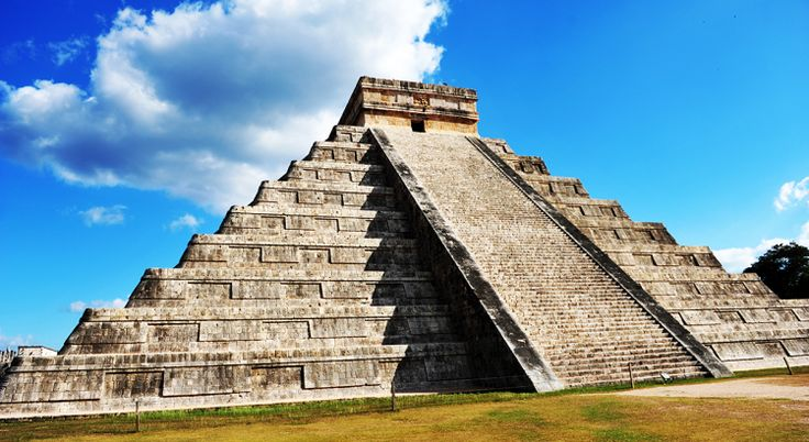 Chichen Itza, Mexico  #chichenitza #maya #pyramid #Mexico