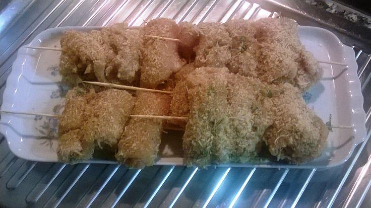 involtini di petto di pollo alla siciliana