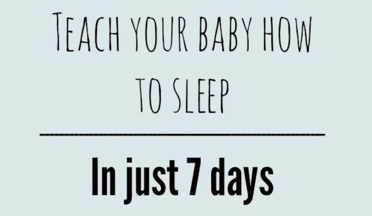 teaching baby how to sleep.1