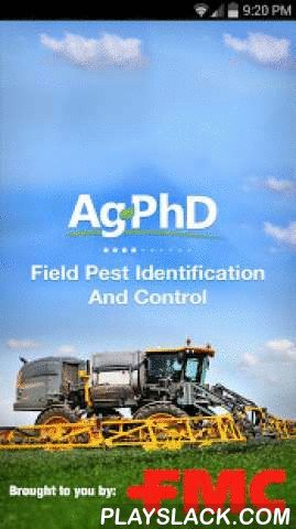 Ag PhD Field Guide  Android App - playslack.com , The Ag PhD Field Guide helps you to identify problem pests out in your field. You can browse weeds by name or by photo. The Ag PhD Field Guide also gives you the most up-to-date agronomy information through the FMC HatchTrak newsletter and the Ag PhD University.