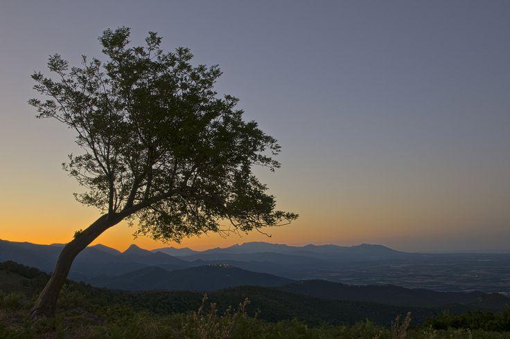 https://flic.kr/p/fmin1C | ventiseri 2 01 08 2013 | Coucher de soleil, Ventiseri, Haute-Corse 01 aout 2013. HDR