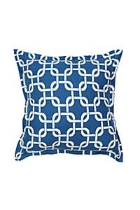 PRINTED LINK 55X55CM SCATTER CUSHION like the link design