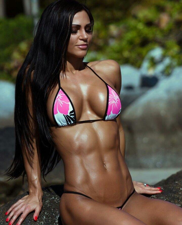 Female fitness porn stars