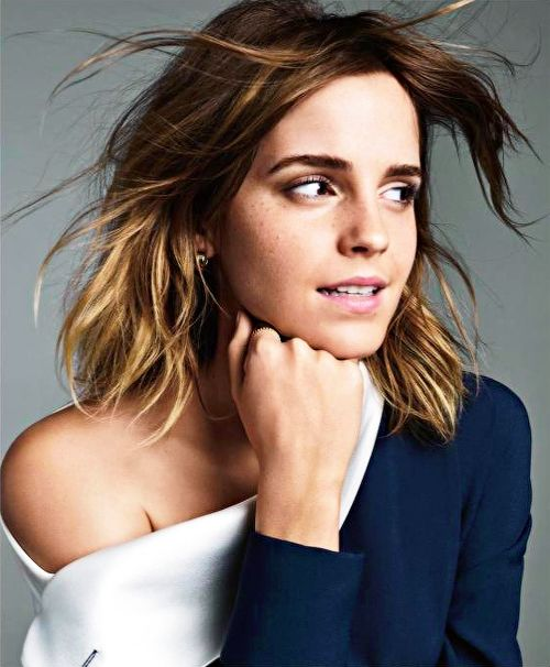 Emma Watson for Entertainment Weekly (2017) @lilyriverside