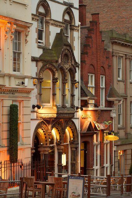 Nottingham, Nottinghamshire, England, UK