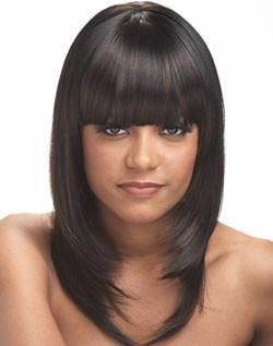 Harlem 125 Shanghai Collection Synthetic Wig SC-101