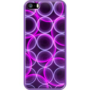 Purple Rock By Scar Design for                           Apple  iPhone 5/5s