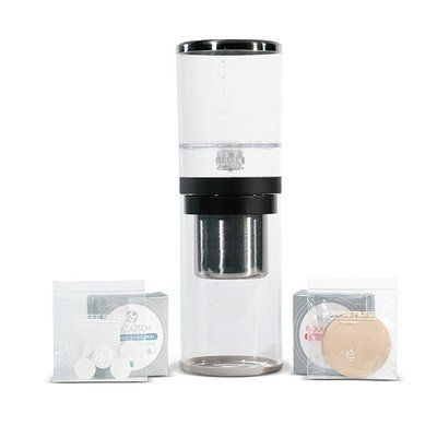 BeanPlus 2-Cup Basic Cold Drip Brewer Coffee Maker