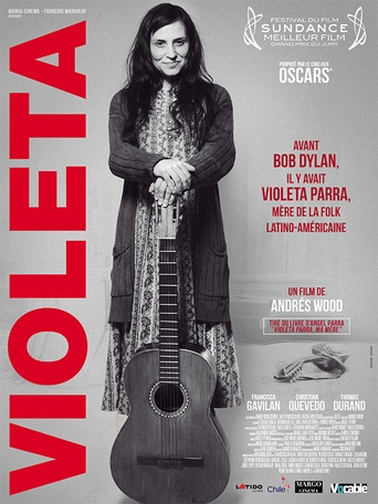 A portrait of famed Chilean singer and folklorist Violeta Parra filled with her musical work, her memories, her loves and her hopes.
