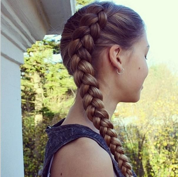 67 Best Hair Braids Images On Pinterest Hair Dos