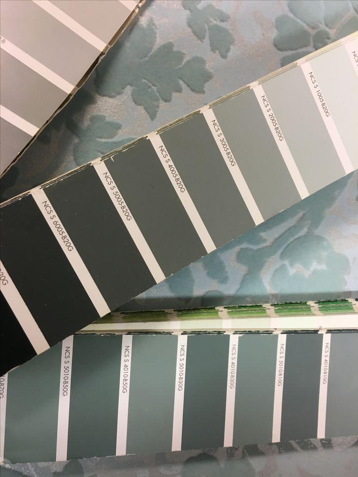 Farger til enebolig  Interiørdesign og fargekonsulent   Leverandør: www.hegew.no Kreativ Designer: Hege Wølner