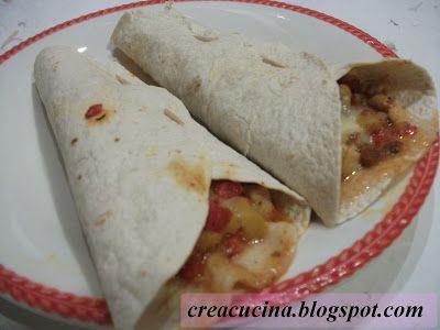 Tortillas farcite (cucina messicana)
