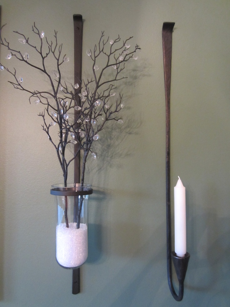 Best 25 Wall Mounted Candle Holders Ideas On Pinterest