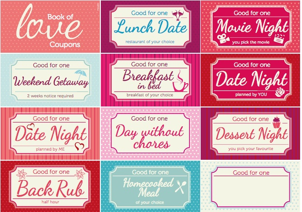 coupon book template for boyfriend - best 25 boyfriend coupons ideas on pinterest coupons